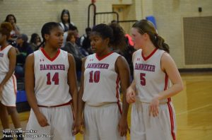 Last year, the Banneker girls basketball team was runner-up in the DCIAA championship. This year, basketball did not happen.