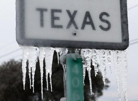 Texas Snowstorm Tests Resident